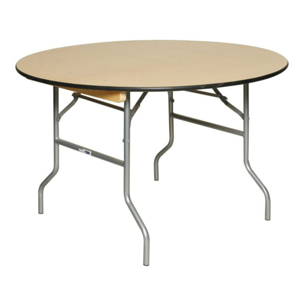 3-foot-round-wood-table