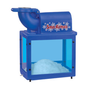 snow cones concession