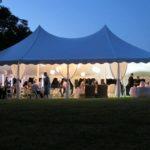 Signature Event Rentals tent