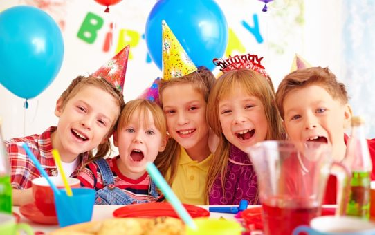 5 Kiddie Birthday Party Essentials