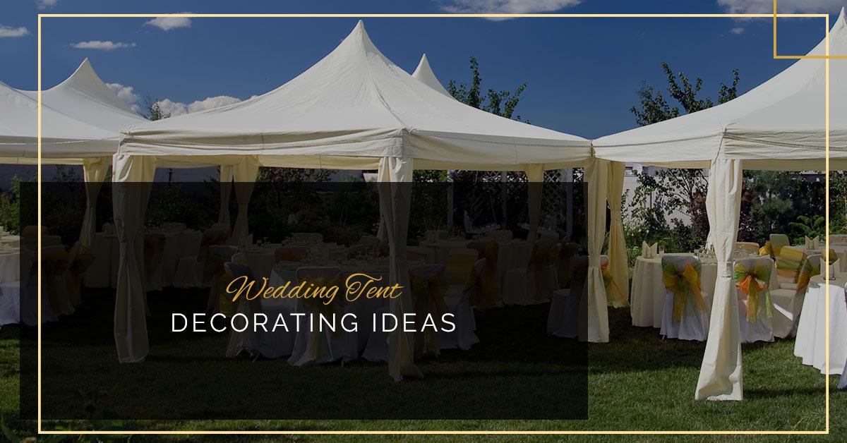 Wedding Rentals Fredericksburg Wedding Tent Decor Inspiration