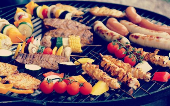 Tips for a Smokin' Hot Barbecue Party