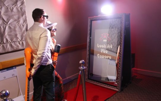 Do You Want An Unforgettable Party? Get The Magic Mirror Photo Booth
