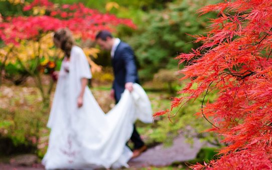 Top 5 Tips for A Beautiful Autumn Wedding