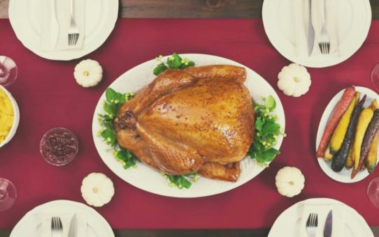 How To Make Your Thanksgiving Party Planning a Little Bit Easier