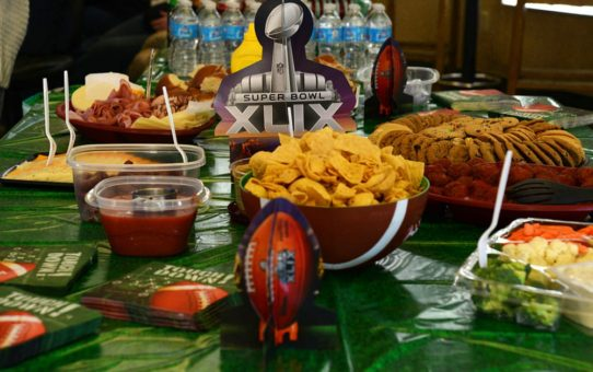 5 Tips for a Super Bowl Party Fit for Champions