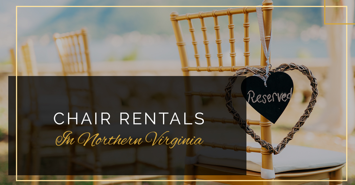 Chair Rentals In Northern Virginia