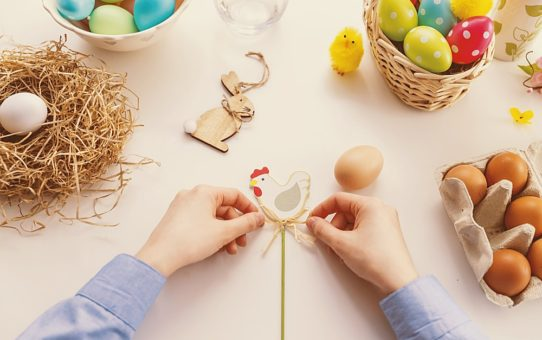 Celebrate Easter with a Kiddie Treasure Hunt Party