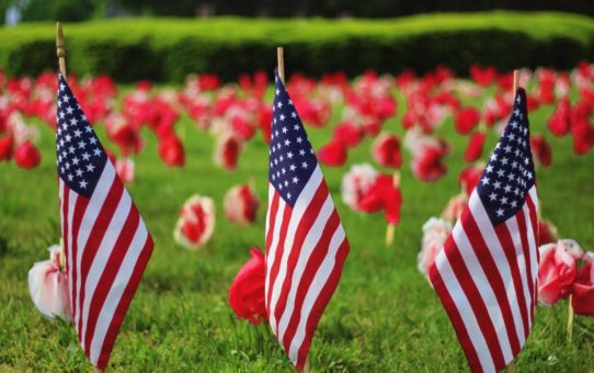 5 Ways to Celebrate A Meaningful Memorial Day