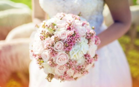 Get Those Beautiful Wedding Flowers
