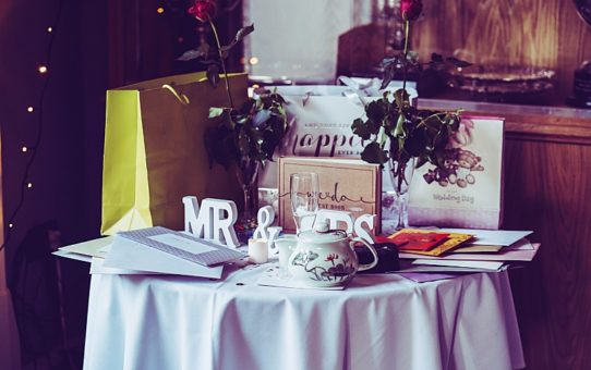 Four Steps to the Perfect Wedding Gift Registry