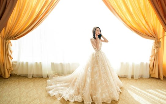 How To Choose the Wedding Dress of Your Dreams