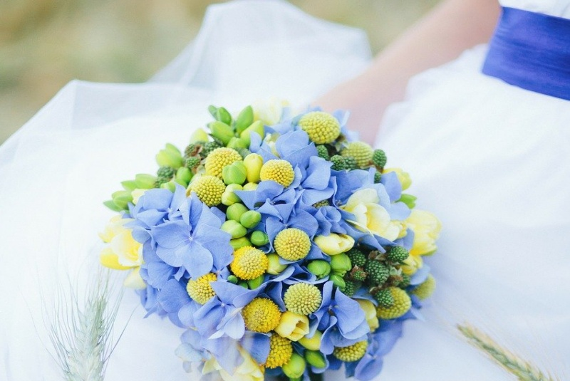 wedding trend - bouquet