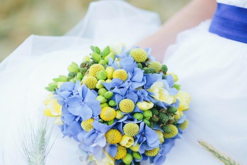 wedding trend - bouquet