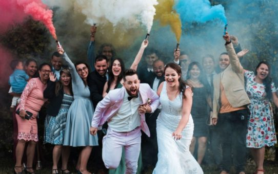 Have Fun Choosing Your Wedding Colors