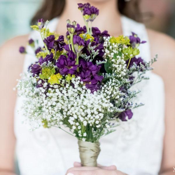 wedding bouquet luxury shot