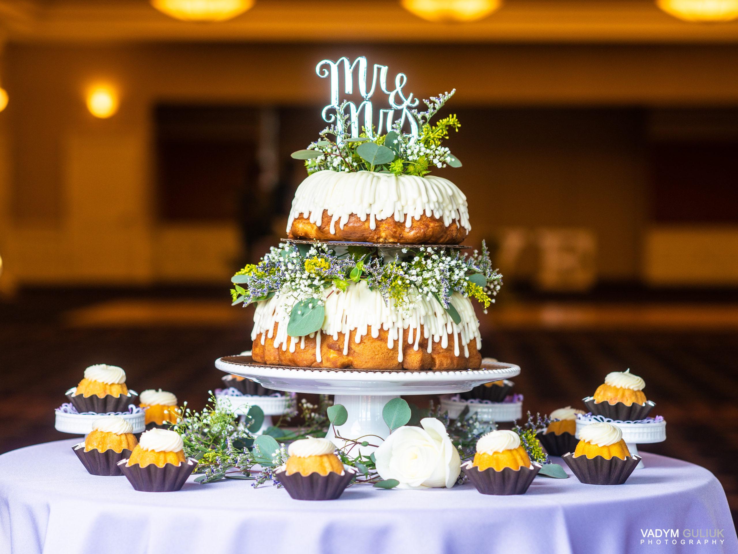 Bundt Cake & Mini Bundt Cakes